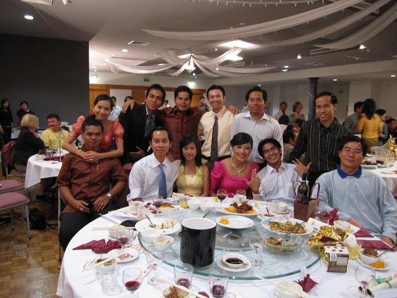 Khmer New Year Party in Canberra 2009